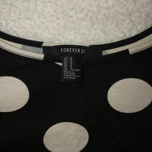 Forever 21 Tops - Forever 21 Long Sleeved Crop Top
